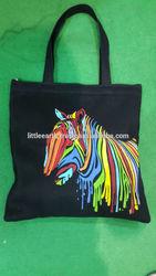 Multiple print JuUCO Promotional bag, Shopping Bag, Bag with zipper