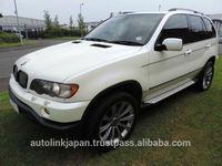 2001 BMW X5 3.0i Sport 5dr Auto White - 22762SL/R