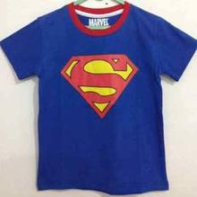 cartoon kids tshirt from indonesia origin