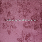 Bronzing fabric suede farbic for sofa fabric