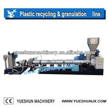 Single screw plastic granulator manufacturer