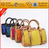 Top quality genuine leather bags women name brand handbags wholesale
