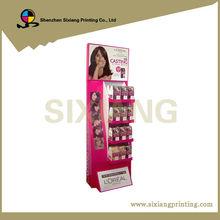 Custom retail store cardboard shop advertising equipment