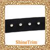 Wholesale Bling Tape Sew On Plastic Banding Acrylic Rhinestone Garment Trim For Dress