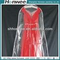 alta qualidade promocionais sacos de plástico para cobrir a roupa