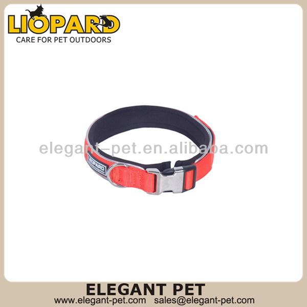 Fashion professional army green dog pet collar