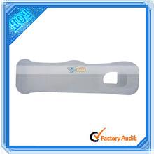 Silicone Case Skin For Wii Motion Plus Remote White (V00484)