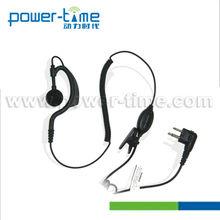 Samsung Galaxy S4 2 way communication headset for TK-320,TK3307,TK3207(PTE-300)