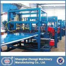 Zhongji EPS Sandwich Panel Machine(CE Certification)