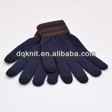conductive touch screen glove