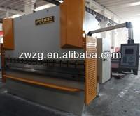 Hydraulic adira press brake machine with TUV CE certification and heart service