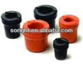 los protectores de plástico para la tubería de perforación