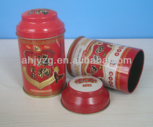 Bowl Shape Lid Tin Box