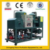 Regeneration engine oil machine purifing all kinds of oils