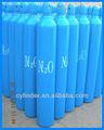 tıbbi azot oksit gaz silindiri