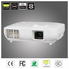 3000Lumens best selling easy pocket mini led multimedia projector
