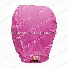 low price magenta oriental lantern