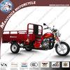 150cc three wheeler motorcycle 850kgs loading Capacity