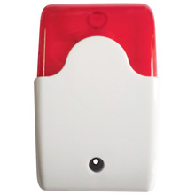 12V,24V,Outdoor alarm siren with strobe 110dB,FS-05,with CE &ROHS