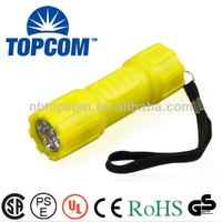 9 mini led ABS orkia led torch