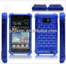 Luxury Diamond Case For Samsung Galaxy S2 i9100,fancy case for samsung galaxy s2