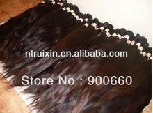 aaaaa pure raw unprocessed virgin 100 human hair