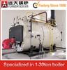 enviromental protection gas oil fired steam boiler price