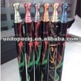 sigaretta elettronica usa e getta e narghilé e cig di alta qualità 400mah batteria