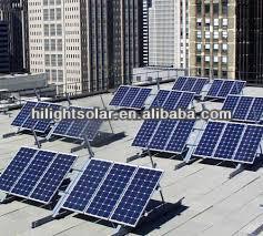 Tuv Ce 24v Solar Panel In Energy /250w Monocrystalline Solar Panel