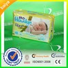 OEM Free Samples Best Quality Super Absorbent Disposable Baby Nappy with Breathable Backsheet