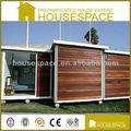 Imperméable à l'eau de vie prefab8 cabane en bois