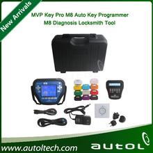 Newest Version MVP Pro M8 Locksmith Tool Powerful Key Programming Tool Car Key Code Machine