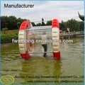 Flutuante de água da roda, rolo inflável da água da roda