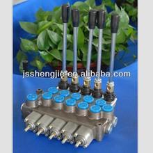 hydraulic control valve / forklift parts / air vent valve