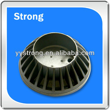 eco-friendly custom Die Casting products; cast iron die casting