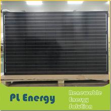 shenzhen factory 260w mono black solar pv panel module