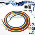 3-colour mangueira, Refrigeração mangueira flexível, R134a refrigerante mangueira