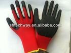 latex coated nylon glove