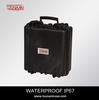 waterproof IP67 shockproof durable plastic hard case golf travel case