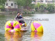 aquatic three wheel water tricycle
