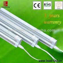 high lumen best quality t5 tube5 led light tube red