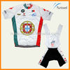 High quality sublimation printing cycling uniform,young cycling short
