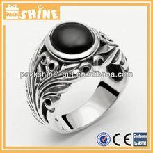 Fashion Custom brass ring fitness