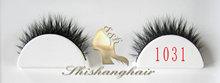 natural fake eyelash professional long and thick eyelash pack siberian mink fur eye lashes