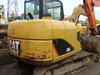 Caterpillar Used Excavator, Used CAT Mini Excavator CAT306
