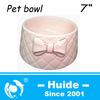 Ceramic Pet Food Bowl,lovely pet bowl