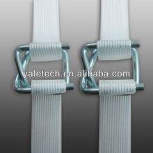 high quality wire buckles cord strap 32mm