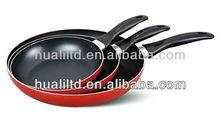 Aluminum kitchenware fry pan