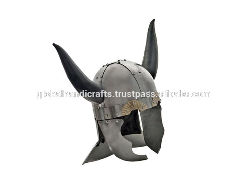 Medieval Helmet Horns Viking Horn Helmets,medieval