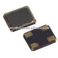 WTL quartz crystal Seam Sealed Ceramic 3.2*2.5mm 10.738MHz crystal oscillator